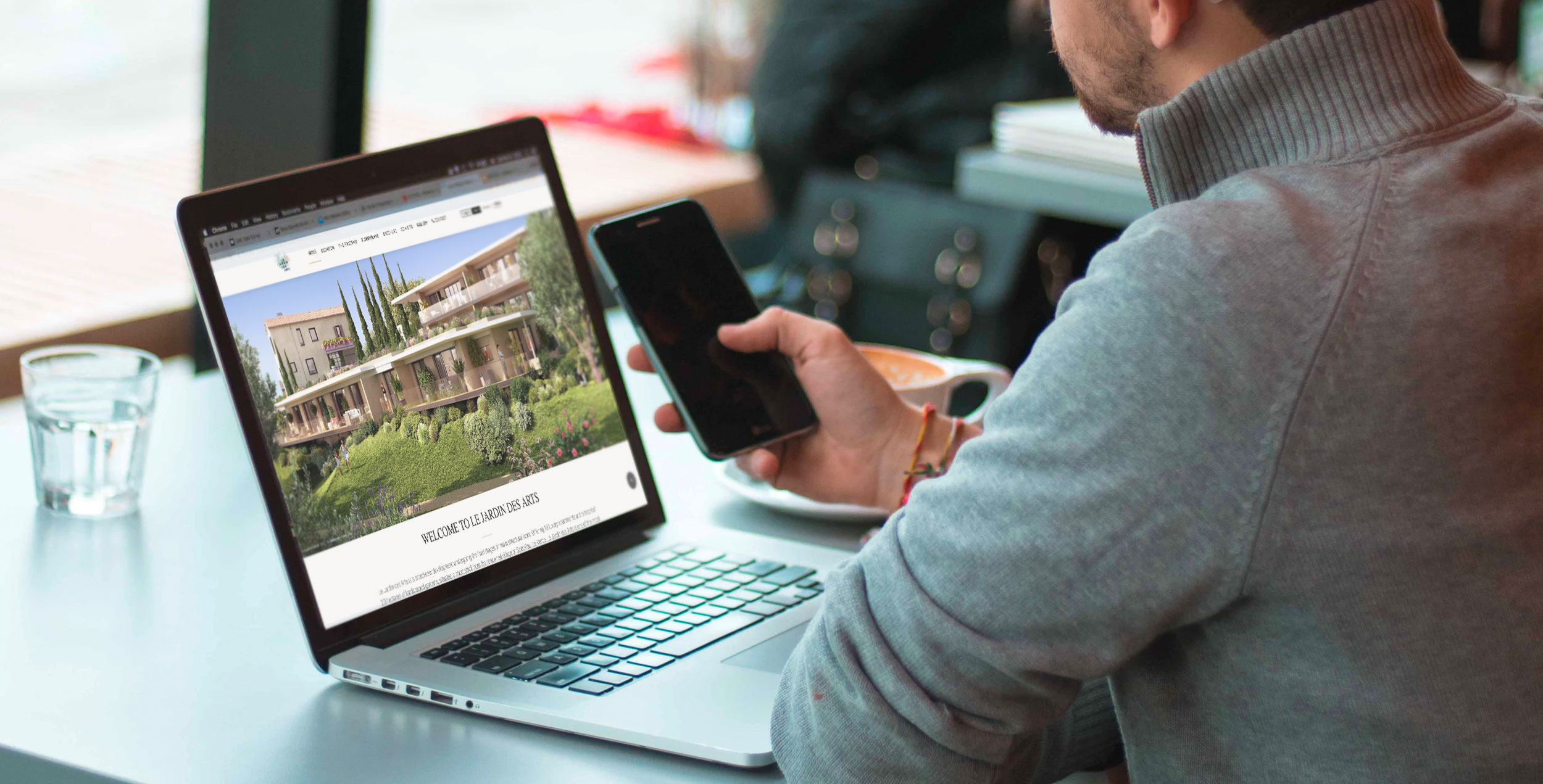 Website agenție imobiliară